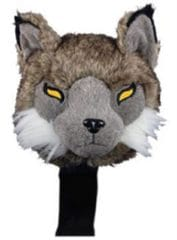 Lynx Driver Headcover Larry