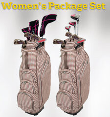 Ladies Package Set Boom Boom