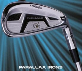 Parallax Irons Steel (5-PW)