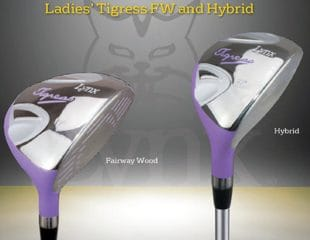 Ladies Tigress Hybrid (23°)