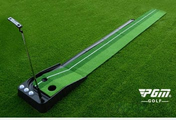 Puttingmatte Putting Trainer
